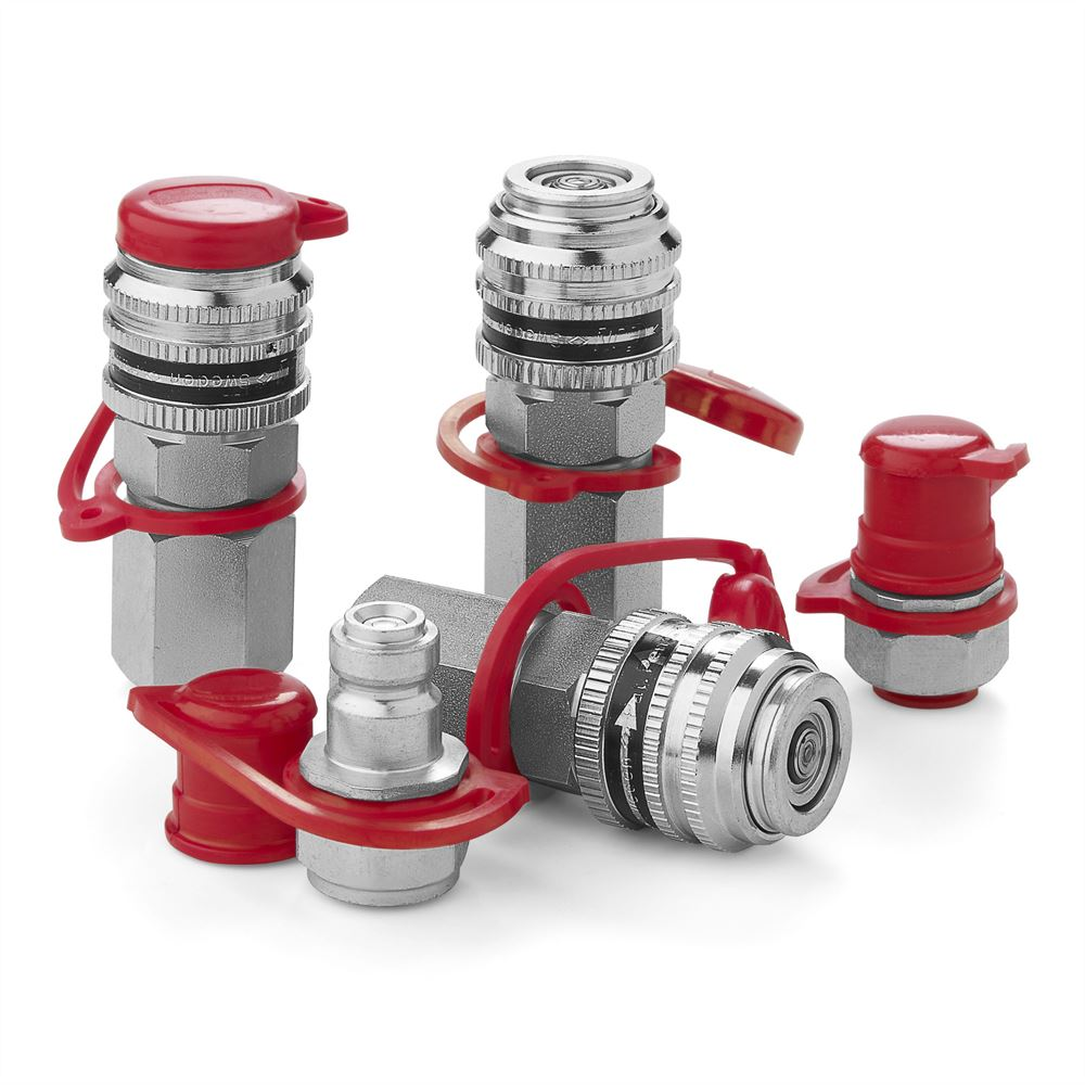 High Pressure Flow Iron : Cejn series couplings pipemore